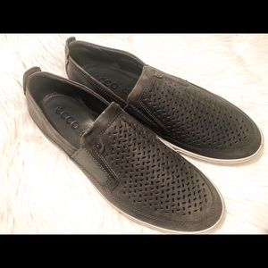 ECCO COLLIN TITANIUM SLIP ON MEN's Shoe